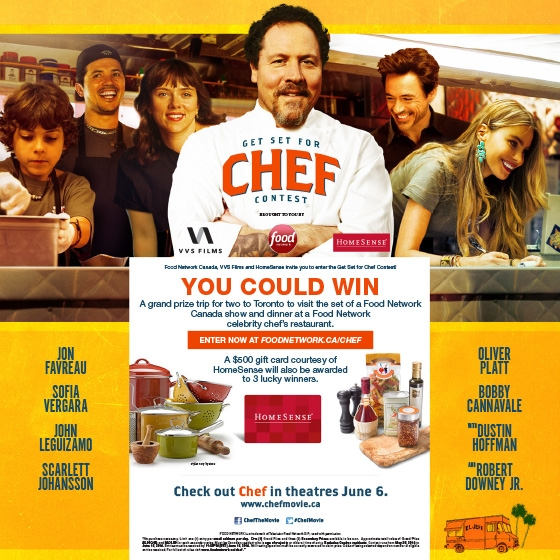 Chef National Promotion