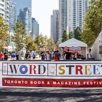 Vive les Livres! The Word on the Street Welcomes Esteemed French Authors