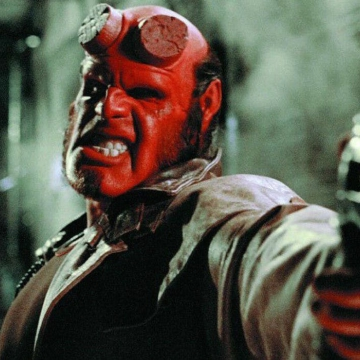 Hellboy Star Ron Perlman Brings The Heat at Toronto Comicon 2019