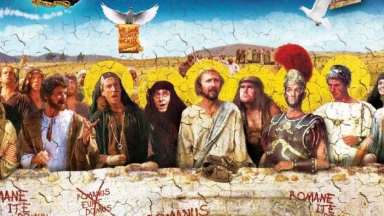 Monty Python's Life of Brian Celebrates 40 Years on the Bright Side of Life with Cineplex Events