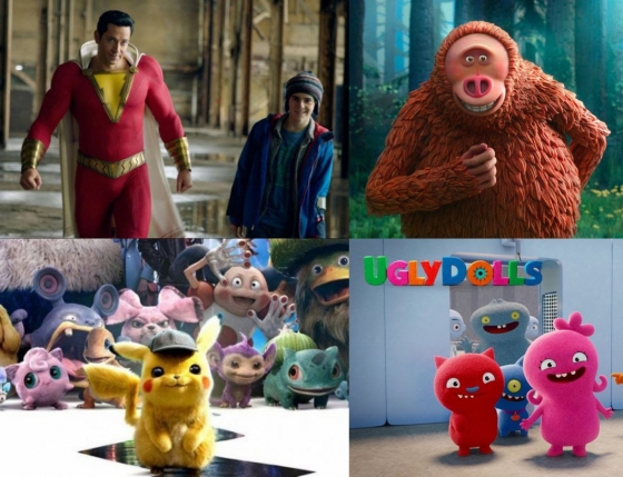 Rescue Summer with Cineplex Events' Family Favourites Series in Ontario