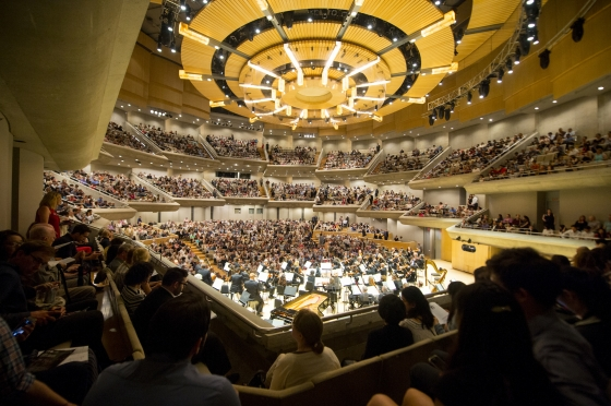 Classical Masterworks are Bursting with the Colours of the Season this November at the TSO
