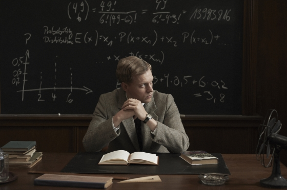Adventures of a Mathematician to Have its World Premiere at the Palm Springs International Film Festival