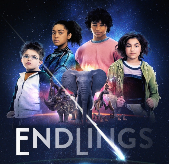 Hulu Original Endlings, An All-Ages Sci-fi Action Adventure Series, Premieres January 17