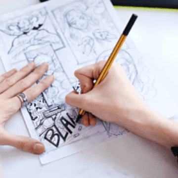 Fan Expo HQ Announces 'Fan Expo Creator Academy' Powered by The Kubert School
