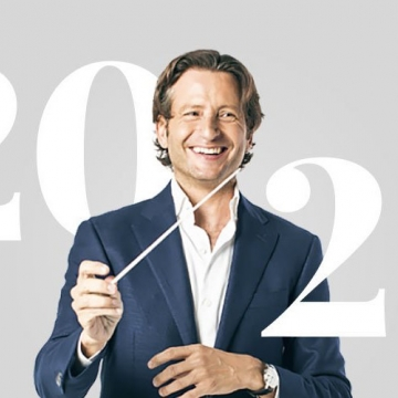 Season Announcement: Gustavo Gimeno's First Season Defined by Musical Contrasts, Ambitious Masterworks, and Top Talent