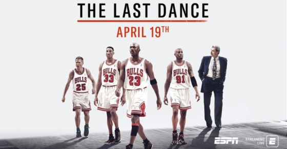 "ESPN and Netflix Set New April 19 Premiere Date for Highly Anticipated Documentary Series ""The Last Dance"""