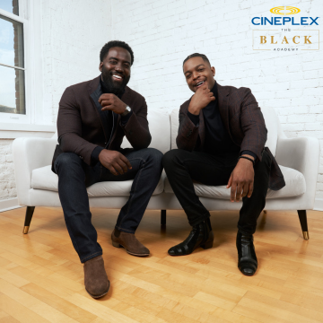 Cineplex Partners with The Black Academy in Celebration of Black History Month