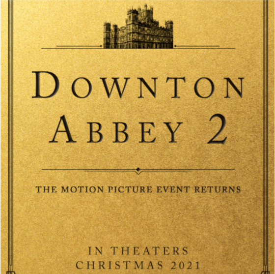 FOCUS FEATURES ANNOUNCES DOWNTON ABBEY 2  IN THEATRES THIS CHRISTMAS