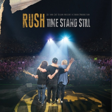 'Rush | Time Stand Still' Rocks Canadian Cinemas on November 3rd Featuring Exclusive Bonus Content