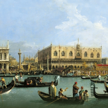 Cineplex Events' Fifth Season Of 'In The Gallery' is a Masterstroke with Canaletto, David Hockney and Paul Cézanne