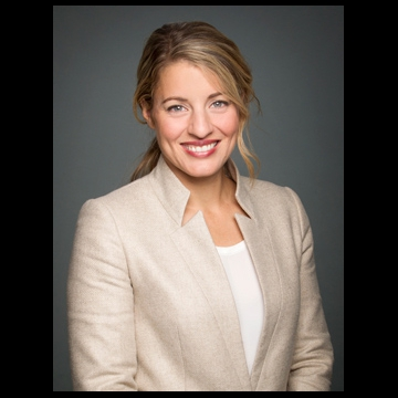 The Honourable Mélanie Joly, Minister of Canadian Heritage, returns to Prime Time 2018