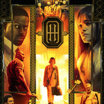 Hotel Artemis Opens Wide June 8, 2018 at Cineplex Theatres