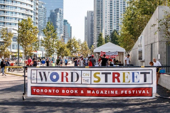 The Word on the Street Reunites Book Lovers