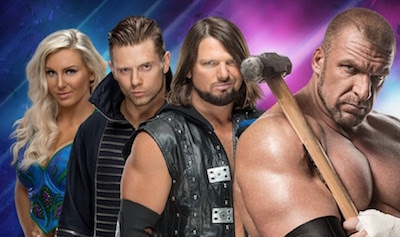 Fan Expo Canada Will Feature WWE Night on August 30