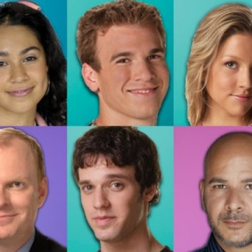 FAN EXPO Goes Back to School with a Degrassi: The Next Generation Cast Reunion