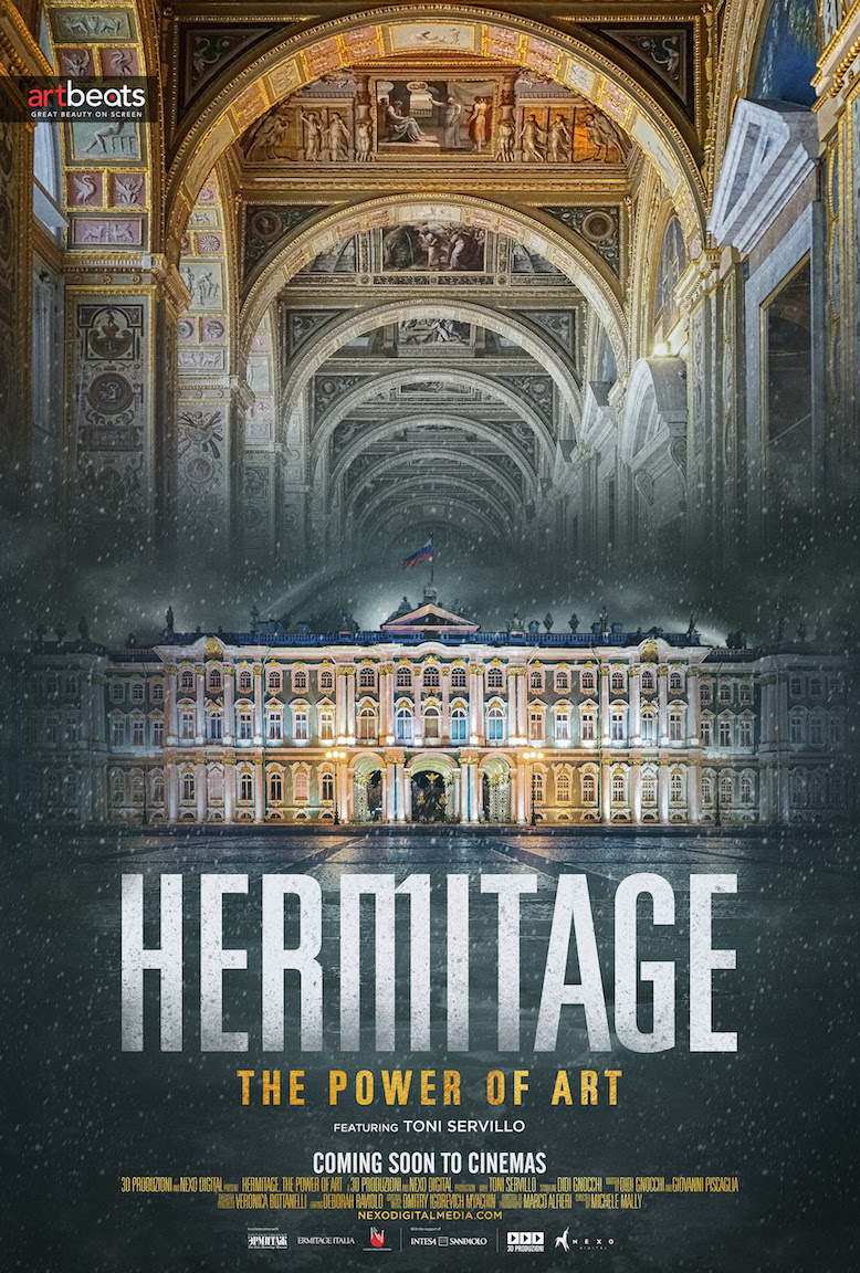 hermitage poster